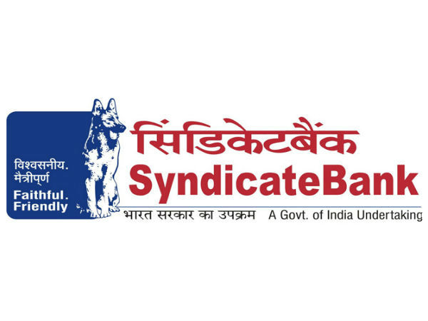 Syndicate Bank Recruitment 2019 apply for 129 SO Posts