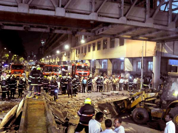 Mumbai Bridge Collapse: BJP Neta Sanju Verma Blaming Pedestrians is Not Surprising at All