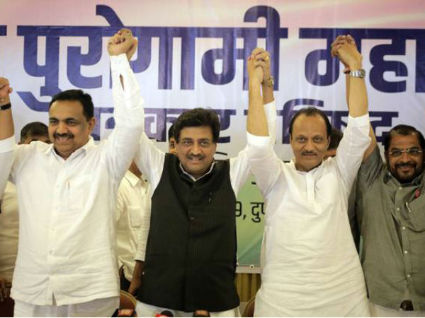 Lok Sabha polls: Congress to contest on 26, NCP on 22 seats in Maharashtra