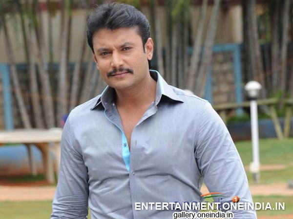 Kannada actor Darshan requested to his fans for peaceful election in Mandya in Karnataka.
