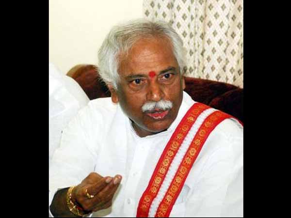 Secunderabad is for Dattatreya..! Wait for high command instructions..!!