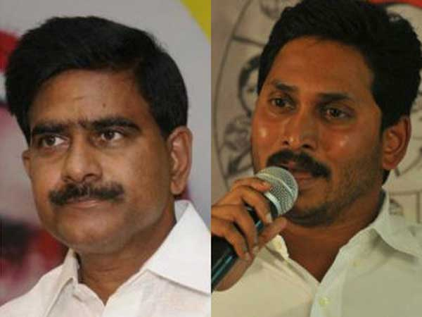 Minister Devineni Uma Brother joined in YCP