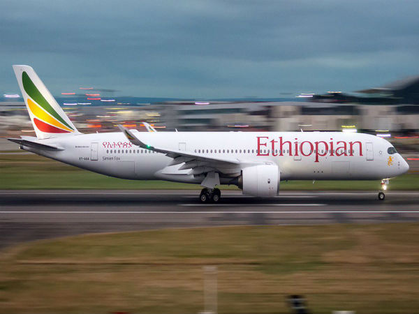 Ethiopian Airlines with 157 on board crashes en route to Kenya