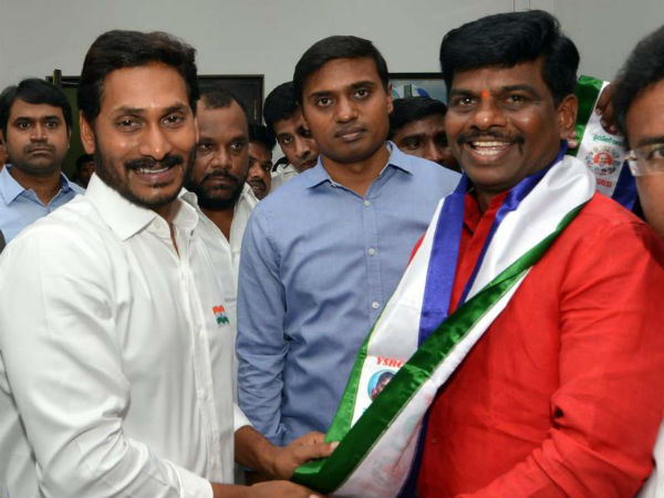 YCP releases first list with candidates for the upcoming loksabha polls