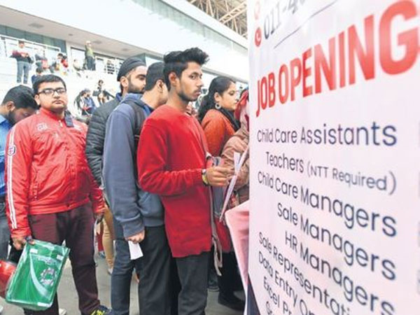 Optimism about jobs rises among Indias youth