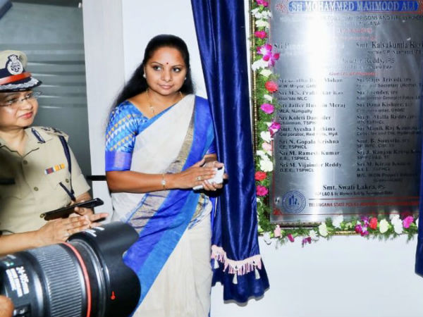 mp kavitha says attacks on womens should be prevent