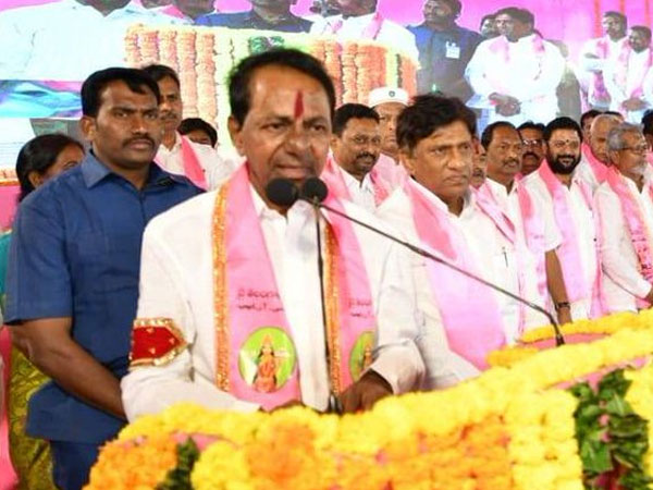 KCR sensation in Karimnagar meeting .. If required, he will form a new national party