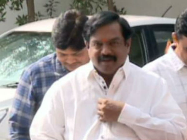 Former Minister of AP is joined in YSR Congress Party