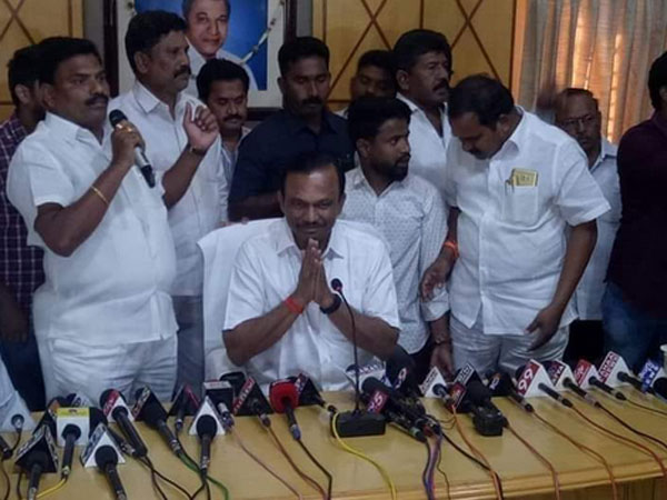 TDP MLC Magunta Srinivasula Reddy quits Party