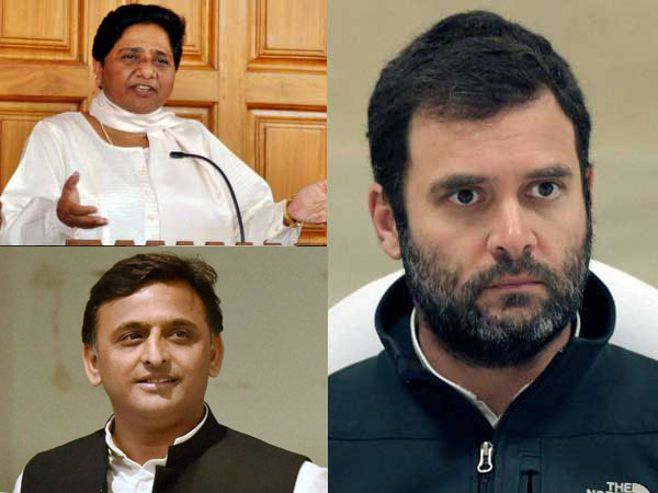 Congress leaves 7 seats for Mayawati, Akhilesh alliance in UP