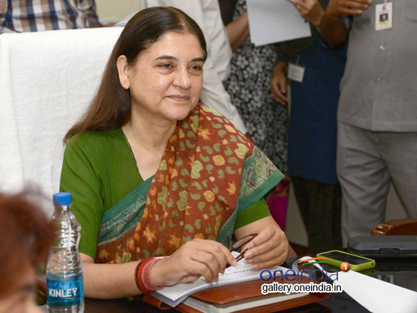 Passports of 45 NRIs cancelled for abandoning their wives, says Union minister Maneka Gandhi