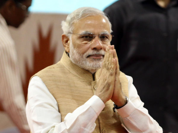 Elections in biggest democratic country says Narendra Modi
