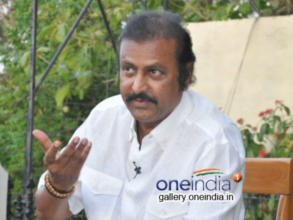 Mohan Babu a lair..! TDP says Fees reimbursement given to him..!!