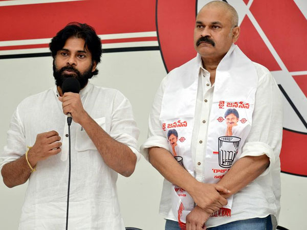 Ysrcp Leaders Serious On Pawan Kalyan Comments