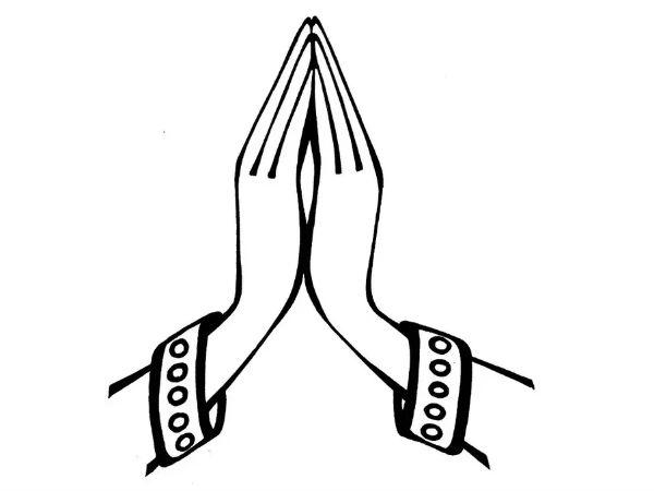 Why Namaskar Not Hand Shake