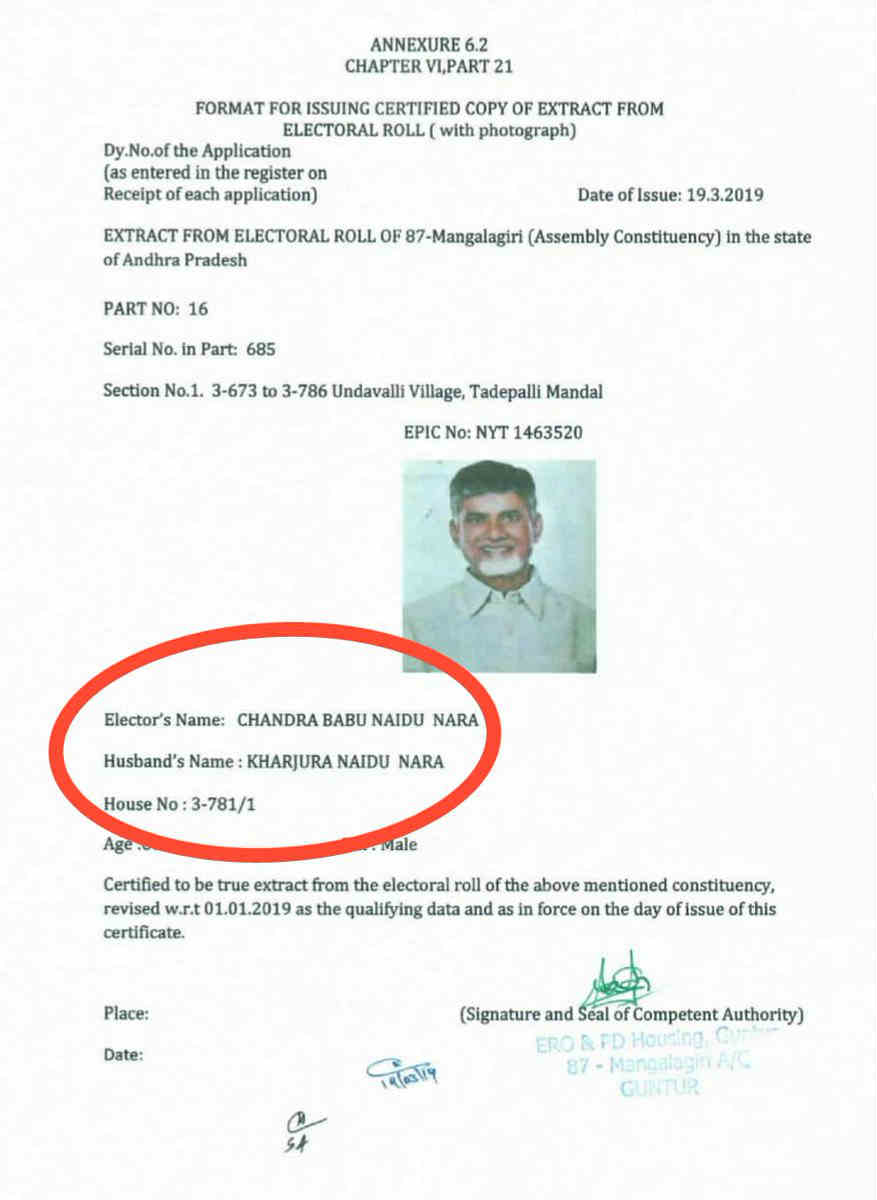Do you know who is the husbands of AP CM Chandrababu and his Son Lokesh?