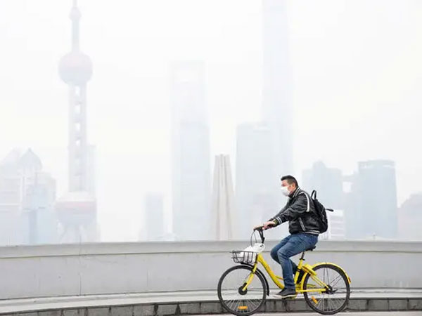 are you breathing polluted air .. your health will be illness .. says china researchers