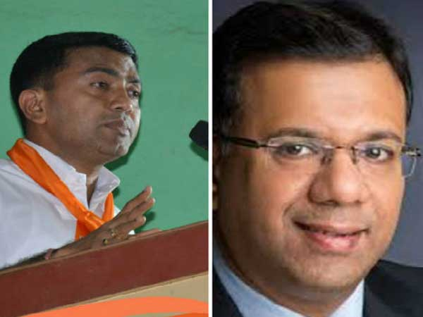 Vishwajit Rane, Pramod Sawant Among Frontrunners for Goa CMs Post But No Consensus Yet