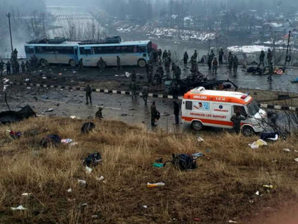 elecritician key role in pulwama attack says nia