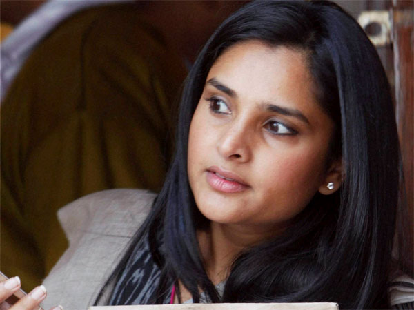 Congress leader Ramya writes to EC aginst PM Modi supporters
