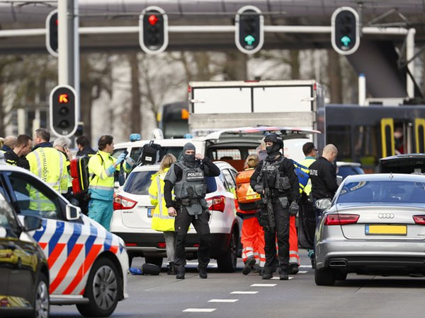 Several people injured in shooting in Dutch city of Utrecht: police