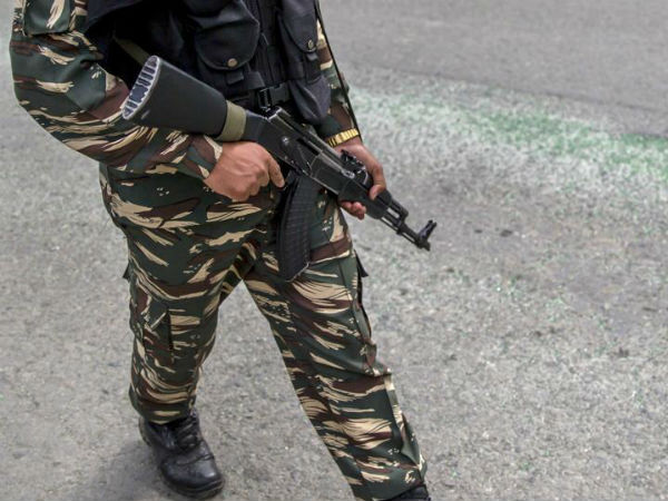 CRPF Jawan shoots dead 3 colleagues in J&K camp after altercation