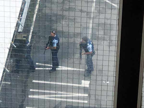 Parts of New Zealand city of Christchurch in lockdown as police respond to reported mass shooting at mosque