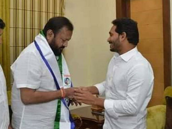 actor junior ntr father in law narne got key post in YSRCP