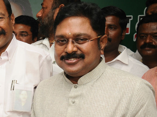 TTV Dinakaran explains How he chooses Gift Box symbol for AMMK party