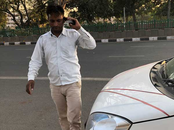 Sit on my lap if you are feeling hot: Uber driver tells Delhi woman