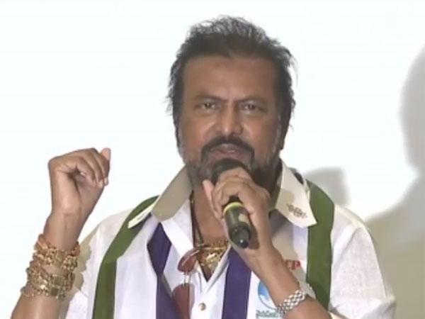 కాబోయే సీఎం.. జగన్: స్వీప్ చేయబోతున్నారు, ఎన్టీఆర్ విషయంలో ఇదే చెప్పా, రాసిపెట్టుకోండి: మోహన్ బాబు