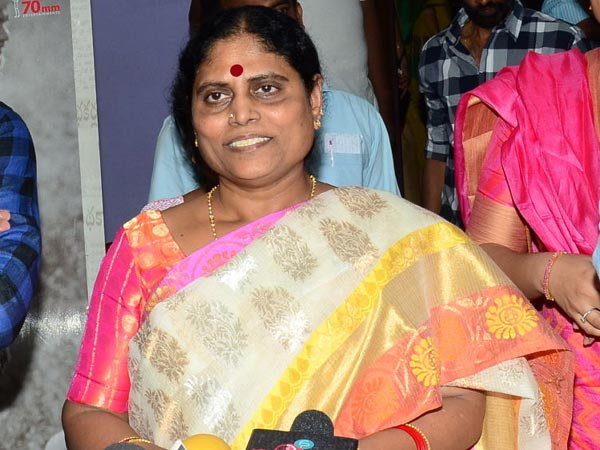 Recall Rajasekhar Reddy rule ..! Give a chance to Jagan..! Vijayamma appeal to public.!
