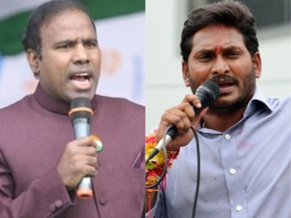 Will prajashanthi party candidates names effects YSRCP - How Do you respond
