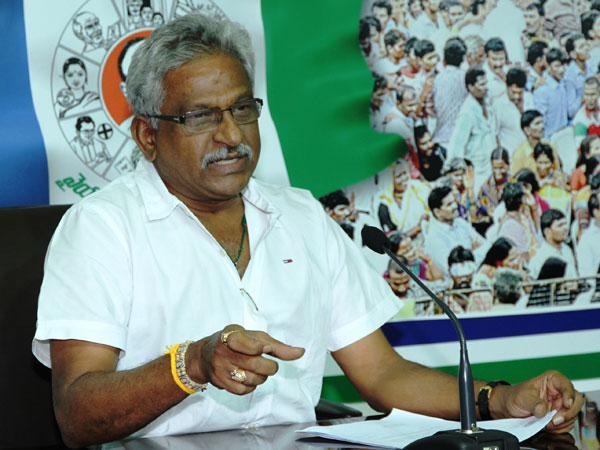 finally yv subbareddy spoke..! He said he will stay in direct politics..!!