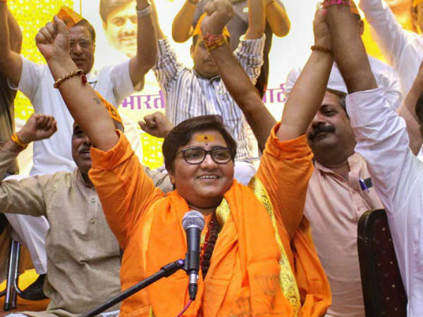 NIA Court Says Can't Stop Pragya Thakur From Contesting Polls