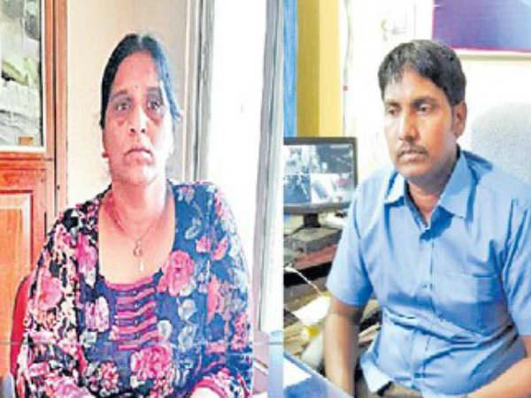 లంచావతారాలు ...ఏసీబీ ట్రాప్ లో పడిన ఇద్దరు ప్రభుత్వాధికారులు