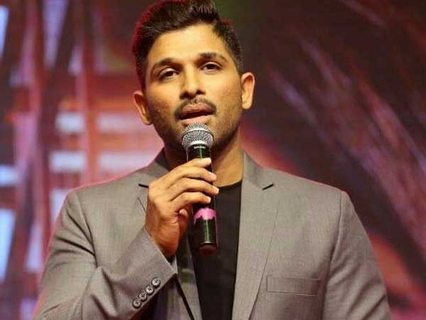 mega hero supported Ycp candidate in AP Elections : Allu Arjun wished Nandyala contestant Ravi