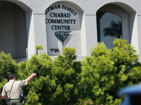 California synagogue shooting leaves one dead