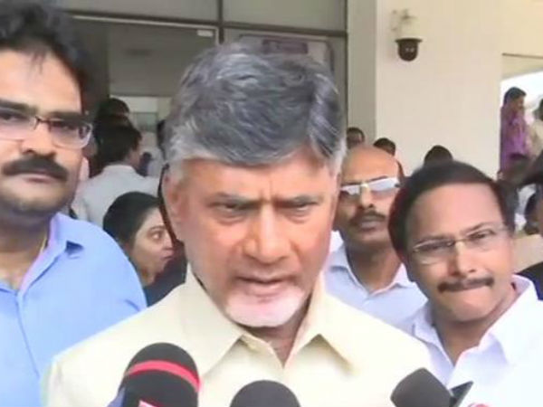 Babus plan to create confusion..!Dharna in front of EC office is a drama..! -ycp
