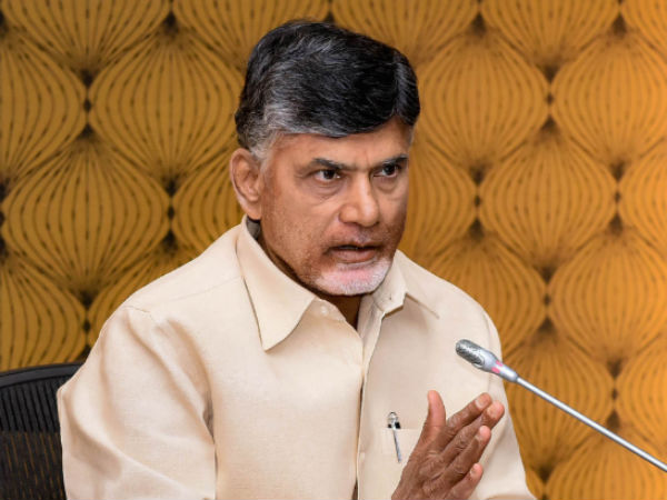 Come again and Vote: Chandrababu Naidu call to voters