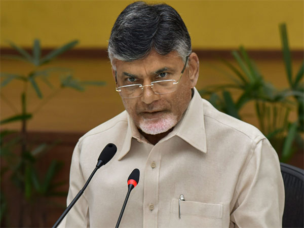 What did you do with 9 thousand crores ?: Chandrababu Naidu