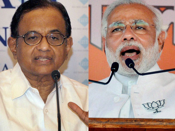 Modi does not know at least Supreme Court rules.. Chidambaram fired on the Prime Minister .. !!