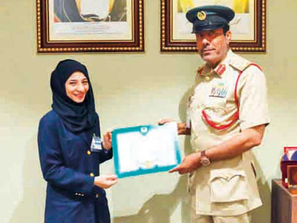 Dubai female inspector helps passenger deliver baby at airport