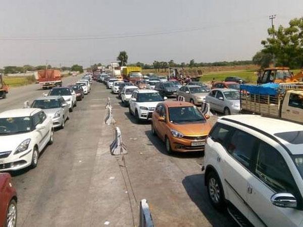 భద్రత గుప్పిట్లో రాష్ట్రం.. ముమ్మర తనిఖీలు