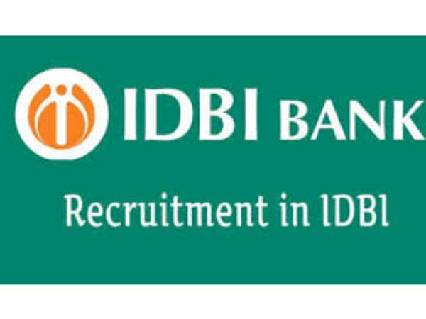 IDBI Bank recruitment 2019 apply for 120 Specialist Cadre Officer