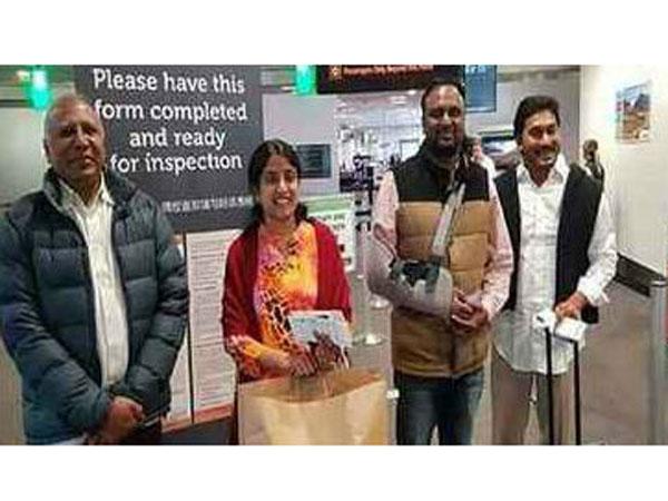 ఫ్యామిలీ టైం : స్విట్జర్లాండ్ వెళ్లిన జగన్