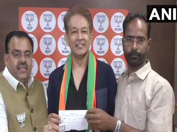 Jawed habib Joined BJP