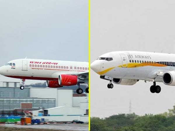Those Planes Give Us A Rent Air India Proposal For Jet Airways