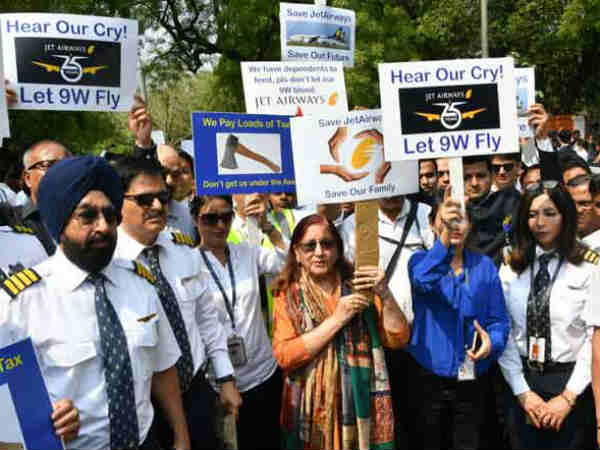 Jet employees not to speak with media at this movement,