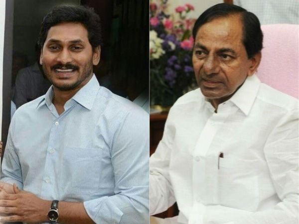 KCR was not given Rs 1000 crore to Jagan ...the leader who sayas the caliculation